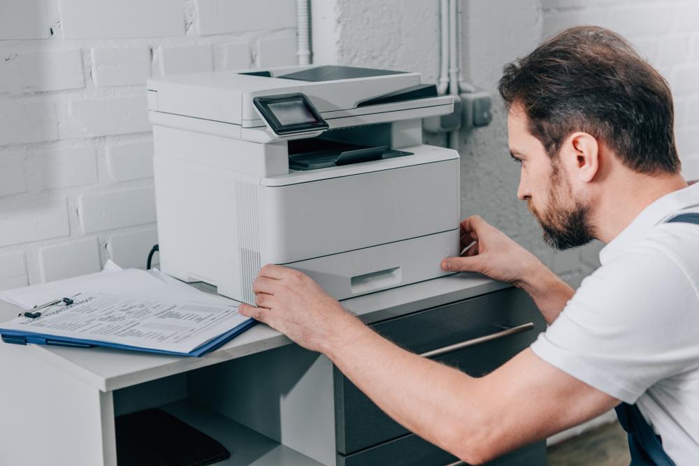 copy machine repair in Las Vegas