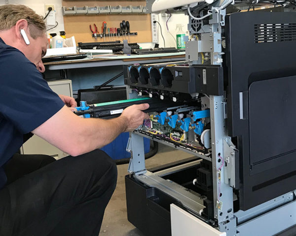 copiers service