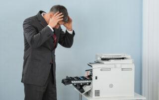 repair copy machine